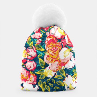 Thumbnail image of Nature Smiles in Flowers  Beanie, Live Heroes