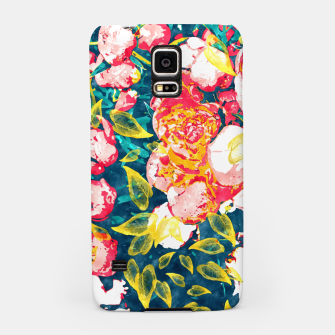 Thumbnail image of Nature Smiles in Flowers  Samsung Case, Live Heroes