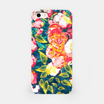 Imagen en miniatura de Nature Smiles in Flowers  iPhone Case, Live Heroes