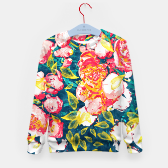 Imagen en miniatura de Nature Smiles in Flowers  Kid's sweater, Live Heroes