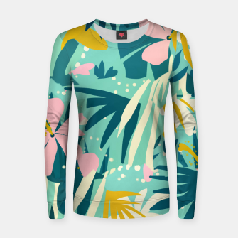 Thumbnail image of Not All Those Who Wander Are Lost Women sweater, Live Heroes