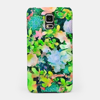 Miniatur The Desert Works Constantly To Forbid It, But The Cactus Blooms Anyway Samsung Case, Live Heroes