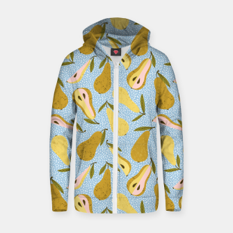 Nothing As It 'Pears To Be Zip up hoodie thumbnail image