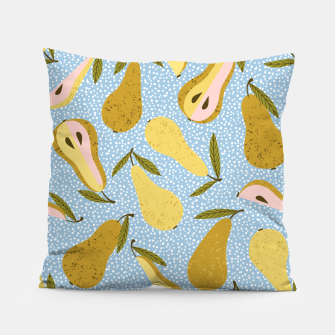 Nothing As It 'Pears To Be Pillow thumbnail image