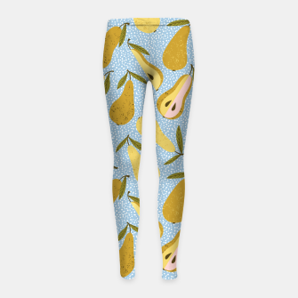 Nothing As It 'Pears To Be Girl's leggings thumbnail image