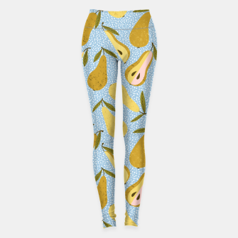 Thumbnail image of Nothing As It 'Pears To Be Leggings, Live Heroes