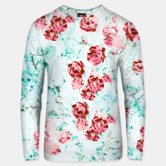 Floral Dream Unisex sweater thumbnail image