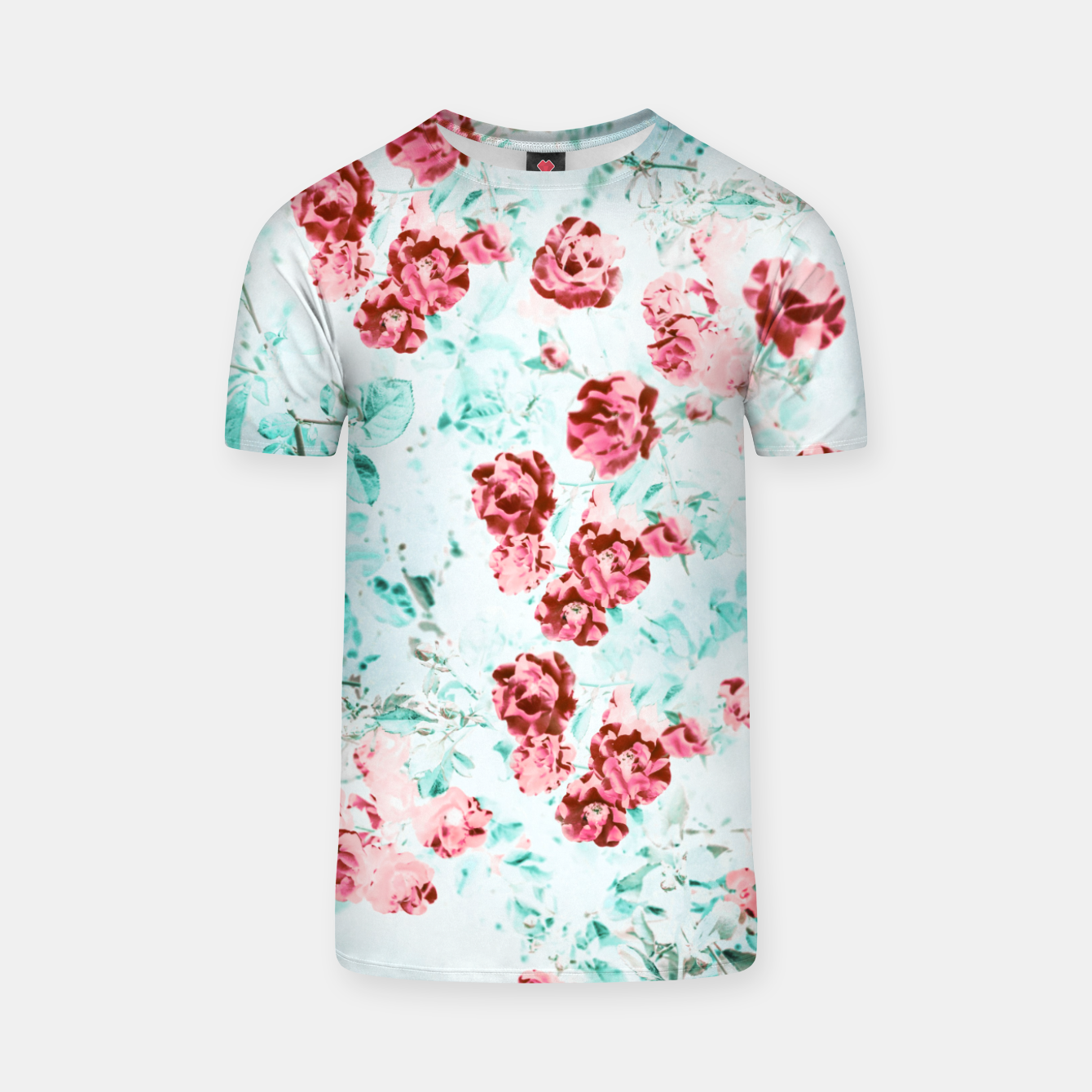 Image of Floral Dream T-shirt - Live Heroes