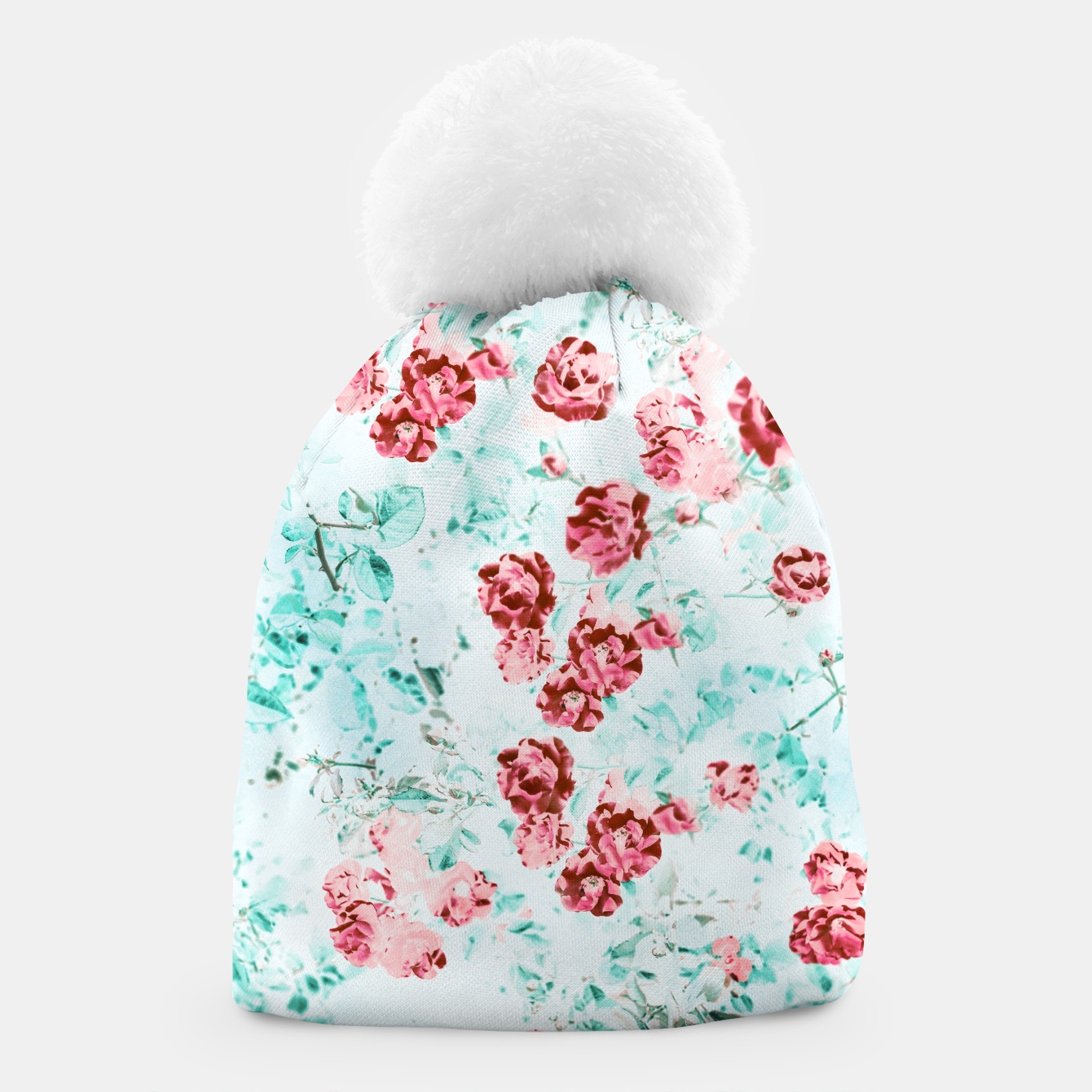 Image of Floral Dream Beanie - Live Heroes