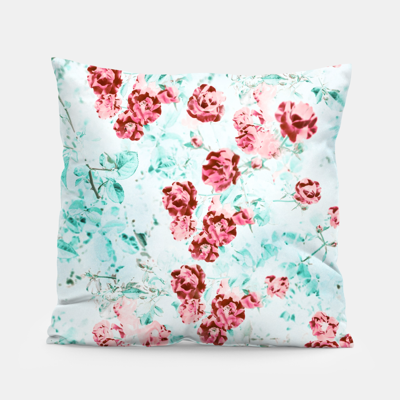 Image of Floral Dream Pillow - Live Heroes
