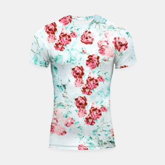 Thumbnail image of Floral Dream Shortsleeve rashguard, Live Heroes