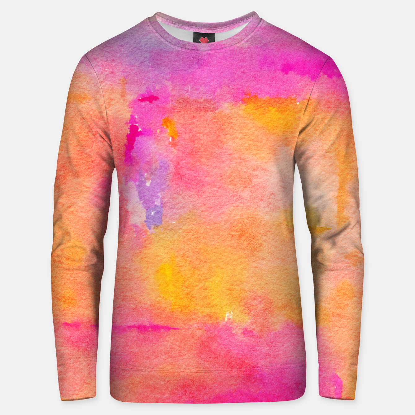 Image of Be A Rainbow In Someone's Unisex sweater - Live Heroes