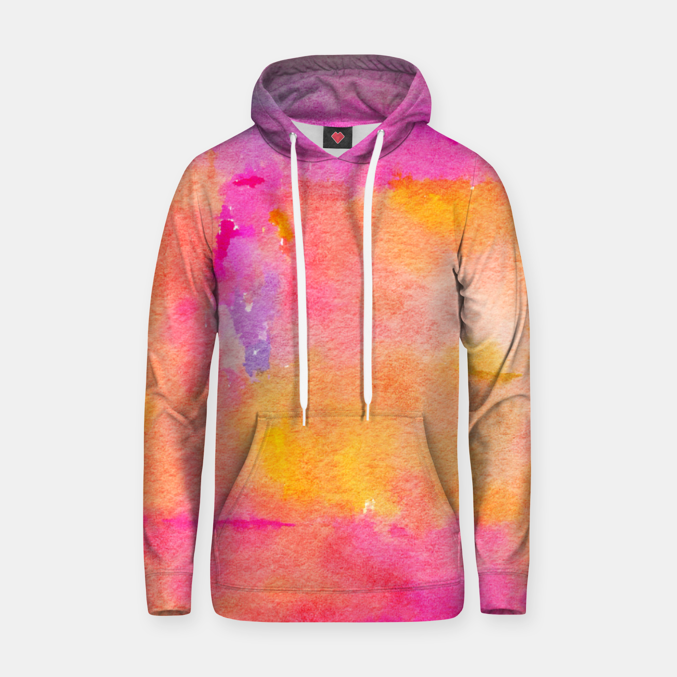Image of Be A Rainbow In Someone's Hoodie - Live Heroes