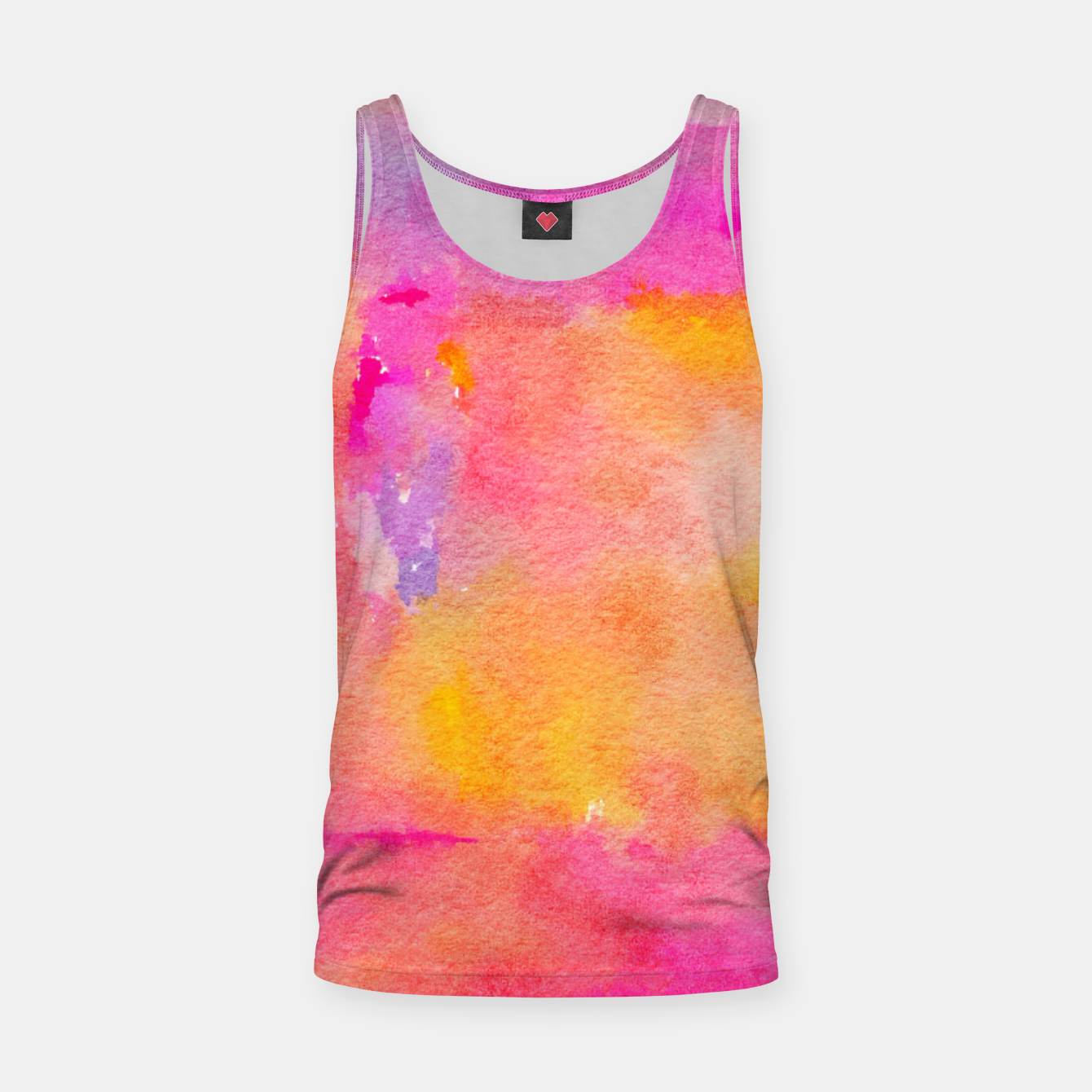 Image of Be A Rainbow In Someone's Tank Top - Live Heroes