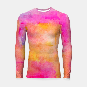 Thumbnail image of Be A Rainbow In Someone's Longsleeve rashguard , Live Heroes