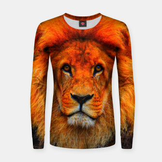 Thumbnail image of LIONS 2 Women sweater, Live Heroes