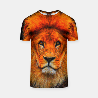 Thumbnail image of LIONS 2 T-shirt, Live Heroes