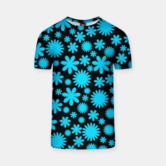 Thumbnail image of FLORAL DESIGN 251 T-shirt, Live Heroes