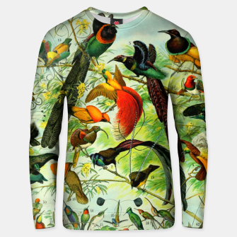 Thumbnail image of BIRDS-3 Unisex sweater, Live Heroes