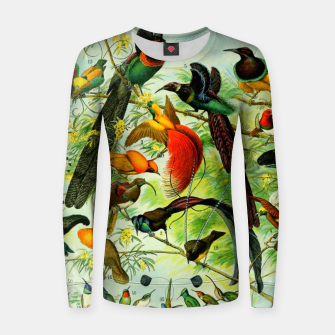 Thumbnail image of BIRDS-3 Women sweater, Live Heroes