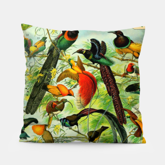 Thumbnail image of BIRDS-3 Pillow, Live Heroes
