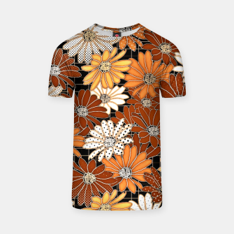 Thumbnail image of FLORAL DESIGN 27 T-shirt, Live Heroes