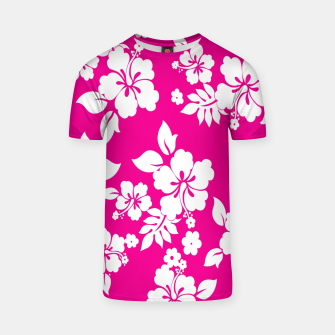 Thumbnail image of FLORAL DESIGN 65 T-shirt, Live Heroes