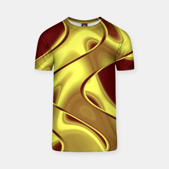 Thumbnail image of Golden waves Camiseta, Live Heroes