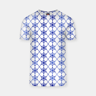 Thumbnail image of Blue And White Stars T-shirt, Live Heroes