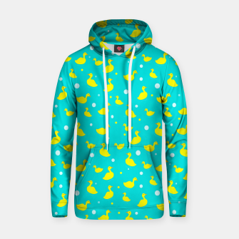 Thumbnail image of Just Ducky Hoodie, Live Heroes