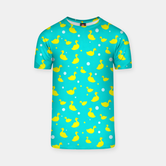 Thumbnail image of Just Ducky T-shirt, Live Heroes