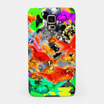 Thumbnail image of crazy dreamin' 3 Samsung Case, Live Heroes