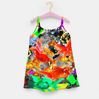 Thumbnail image of crazy dreamin' 3 Girl's dress, Live Heroes