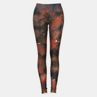Thumbnail image of abstract 5 Leggings, Live Heroes