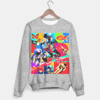 Thumbnail image of crazy dreamin' 2 Sweater regular, Live Heroes