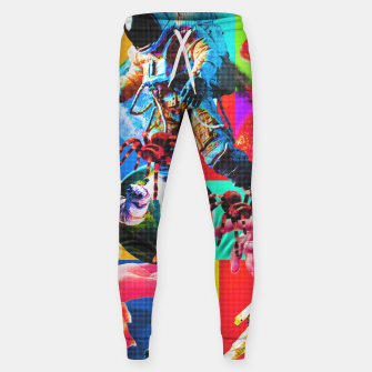 Thumbnail image of crazy dreamin' 2 Sweatpants, Live Heroes