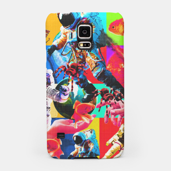 Thumbnail image of crazy dreamin' 2 Samsung Case, Live Heroes