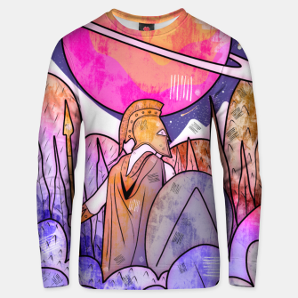Thumbnail image of Greek of Venus Unisex sweater, Live Heroes