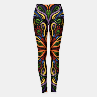 Thumbnail image of With Pride and Without Prejudice Leggings, Live Heroes