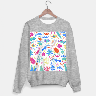 Thumbnail image of Summer Vibes Sweater regular, Live Heroes