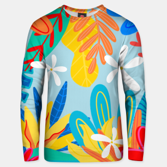 Thumbnail image of Tropical Unisex sweater, Live Heroes