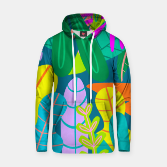 Thumbnail image of into the jungle Hoodie, Live Heroes