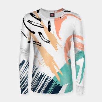 Thumbnail image of Connection Women sweater, Live Heroes