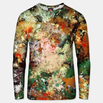 Thumbnail image of Shouting through the noise Unisex sweater, Live Heroes
