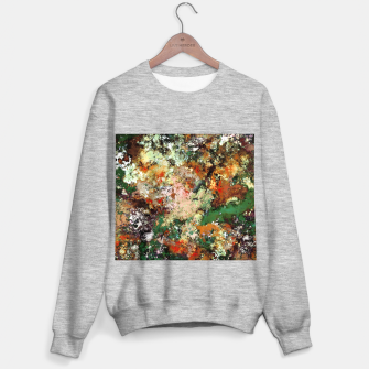 Thumbnail image of Shouting through the noise Sweater regular, Live Heroes