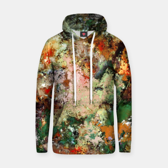 Thumbnail image of Shouting through the noise Hoodie, Live Heroes