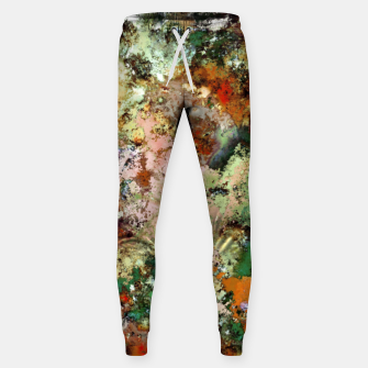 Thumbnail image of Shouting through the noise Sweatpants, Live Heroes