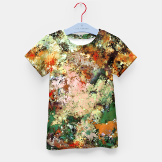 Thumbnail image of Shouting through the noise Kid's t-shirt, Live Heroes