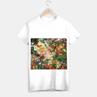 Thumbnail image of Shouting through the noise T-shirt regular, Live Heroes