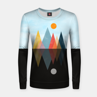 Thumbnail image of Day and Night Women sweater, Live Heroes